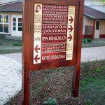 Bácska dekor információs táblarendszerek 3