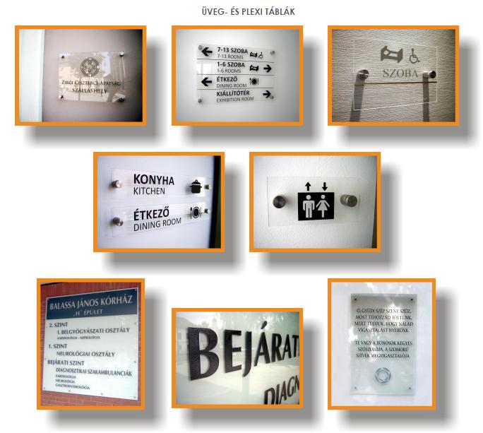 Információs táblarendszerek 4